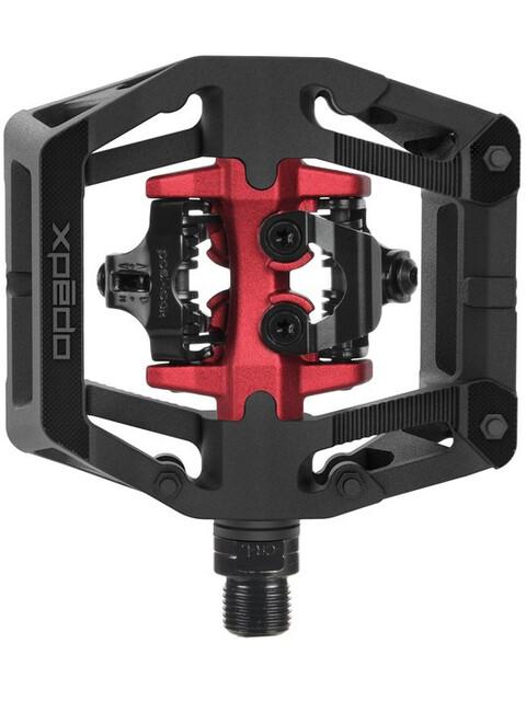 Xpedo GFX Neo Pedal rød/Svart